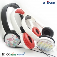 LX-103 Stereo Headphone