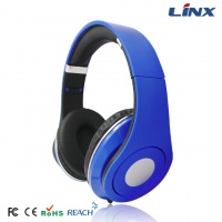 China fashion design stereo audio headphone