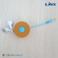 retractable earphones factory from shenzhen