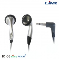 promotion cartoon in-ear earphone