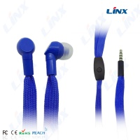 shoelace earphone