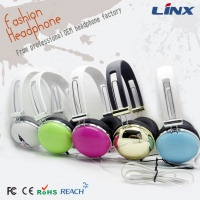 custom headphone | colorful headphone | fashional headphone | headphone factory_Shenzhen Linx