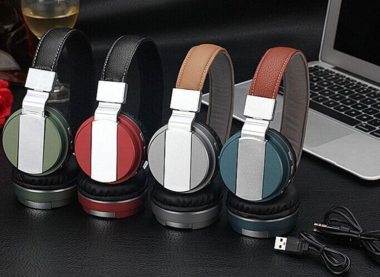 Premiun headband Wireless Bluetooth headset LX-BT008