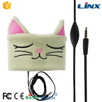 LX-SH05 Headphones Factory Wholesale Cute Headband Sleeping earphone