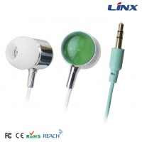 Funny earphones in-ear earphones