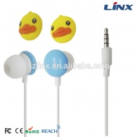 2016 colorful earbud with China factory