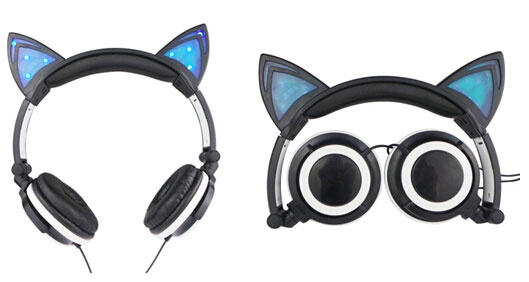 Cat  Ear Glow Headphone