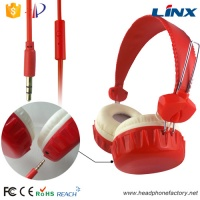 LX-144 High Quality Patented Product Stereo Headphones