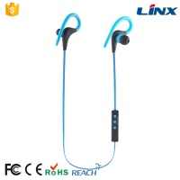 fashion stylish sport wireless Bluetooth earphones for mobile phone