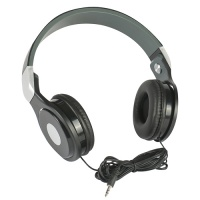 Foldable Wired stereo stylish wired headphone